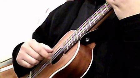 尤克里里 吉他丽丽 古典吉他 浪漫曲