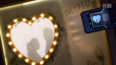 Calypso #shadow kiss# Valentine's day 2015