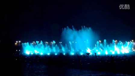 音乐喷泉秀