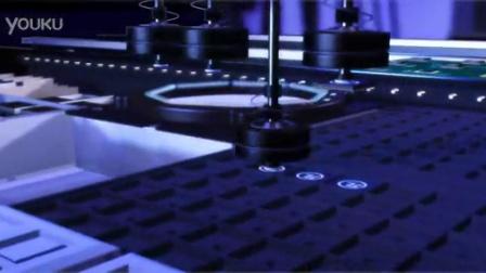 环球仪器元件堆叠PoP动画演示