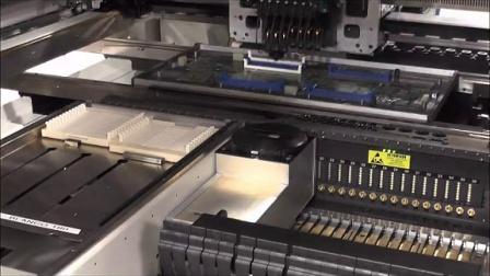 环球仪器高密度压接式连接器组装
