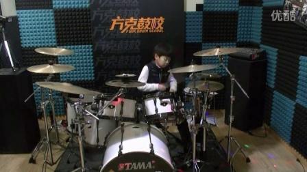 南通方克鼓校 胡宇晨 架子鼓表演《热情的沙漠》