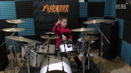 南通方克鼓校 王艺陆 架子鼓表演《逆战》