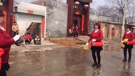 2015年度宜阳上杨村腰鼓狂欢