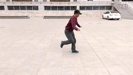 青海西宁海棠园尼玛锅庄队(锅庄2)