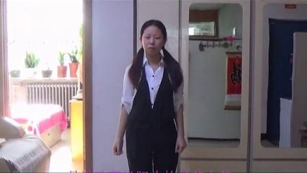 2015春晚《中华好儿孙》王海力手语教学完整版