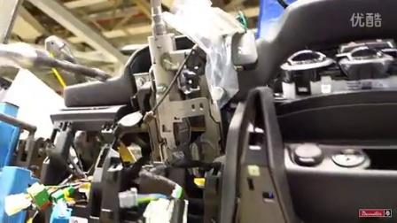 PSA 标致雪铁龙 法国普瓦西工厂 汽车装配线