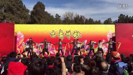 创意提线舞 北京西林