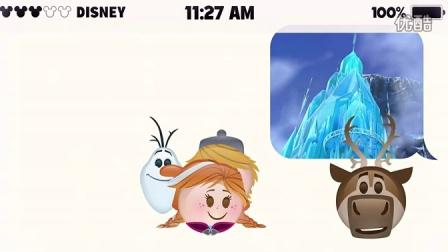 【超清版】3分钟用Emoji表情看完《冰雪奇缘》简直不能更赞啊(独家附中文字幕版)