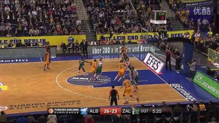 14-15赛季【EuroLeague】16强赛第9轮-MVP