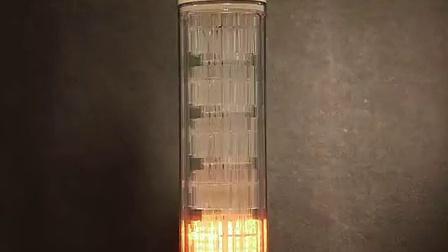 智能信号灯-LA6闪光类型-进度显示