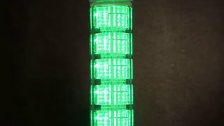 智能信号灯-LA6闪光类型-多彩发光颜色