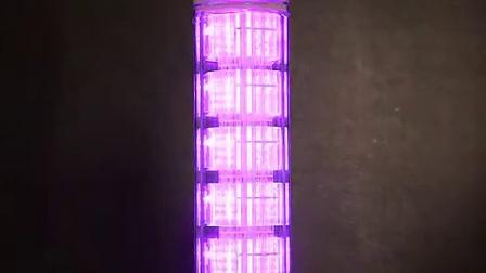智能信号灯-LA6闪光类型-渐变显示