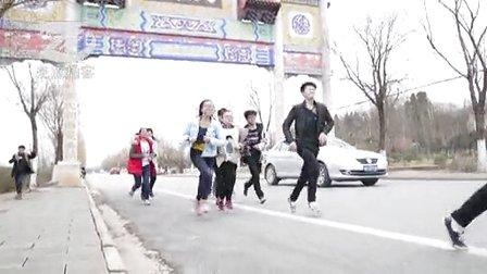 湖北钟祥高中生自导自演家乡版奔跑吧,兄弟!-芝麻拍客