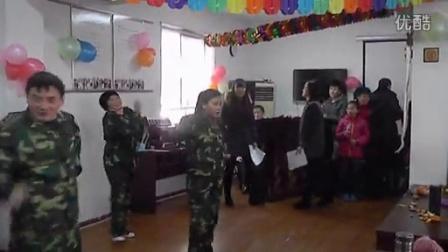 2015年桃园居社区迎新春联欢会