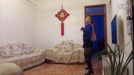 丽丽广场舞:潇洒的走