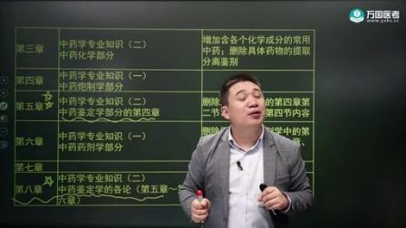 执业中药师大纲解析及导学(上)