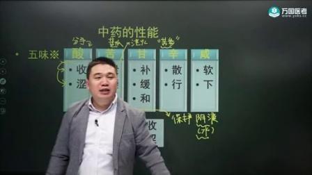 执业中药师大纲解析及导学(下)