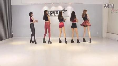 【北京星舞团】AOA-猫步轻俏(练习室)_高清