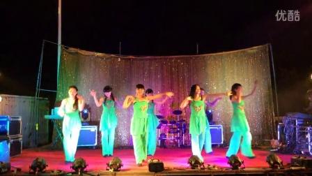 广西省钦州市维玲舞队