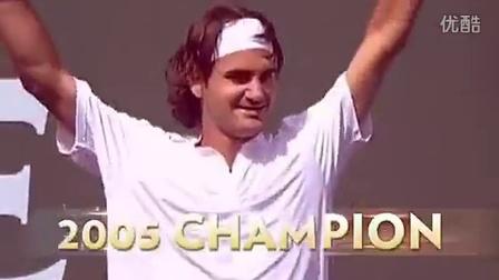 酩悦香槟为费德勒2015印第安威尔斯制作的特辑--敬一杯
