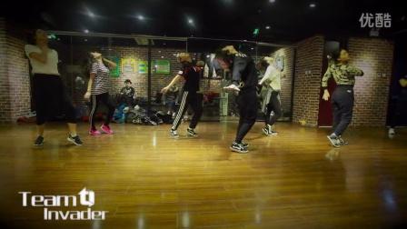 TeamInavder 北京T.I舞蹈工作室 小君君-La La Latch