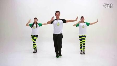 小苹果舞蹈 小苹果广场舞演示教学 广场舞教学视频H