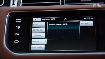 V8  2015 大揽胜美国版试车