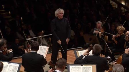 勃拉姆斯第三交响曲 西蒙.拉特指挥柏林爱乐