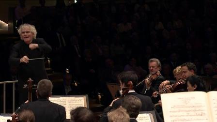 勃拉姆斯第四交响曲 西蒙.拉特指挥柏林爱乐