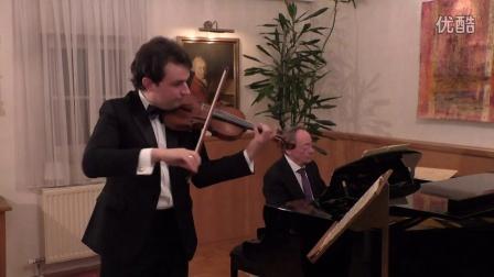 Franz Schubert, Grand Duo op.162, Andantino
