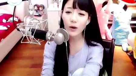 YY呆萌美女直播ir小西瓜【03-24】西瓜喊麦