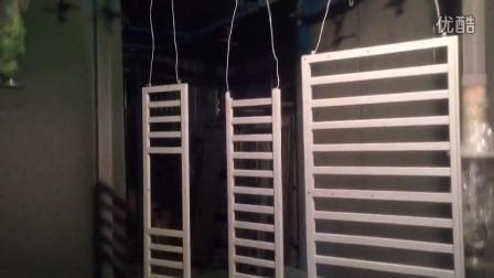 超雨机电儿童床自动喷漆设备  婴儿床全自动静电喷漆流水线厂家 电话:13509005585陈小姐