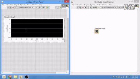 LabVIEW360小學堂(4) Waveform Graph 元件客製化