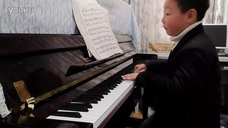 钢琴曲视频  充满阳光的早晨  C.古利特