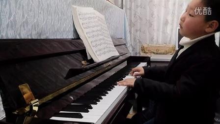 钢琴曲视频  路旁的玫瑰  奥托.菲舍尔