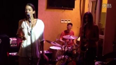 Zoey Jones   Cry Me A River   Sultan Jazz Club, Singapore