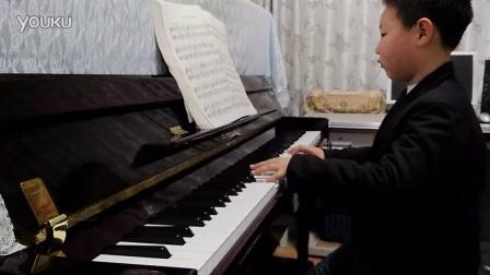 钢琴曲视频  摇篮曲  韦伯