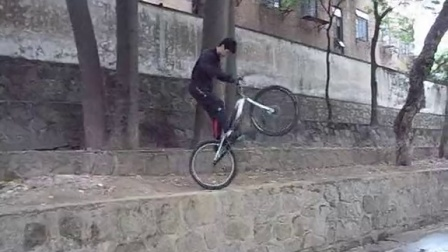 biketrial 攀爬 09-11年练车合集