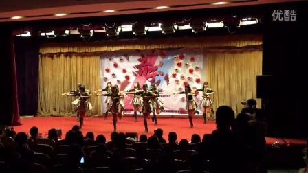 东华大学外务视频 悬铃木+万有引力