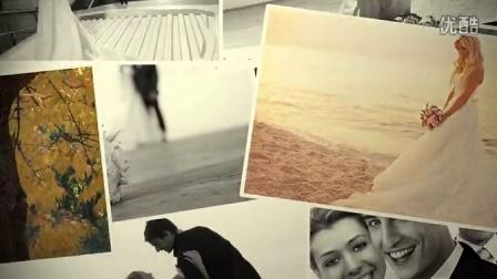 婚礼照片幻灯片