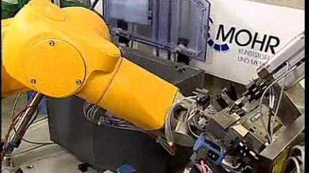 GOA歌华国际 史陶比尔机械手自动化机器人 多位加工  歌華國際 史陶比爾橡