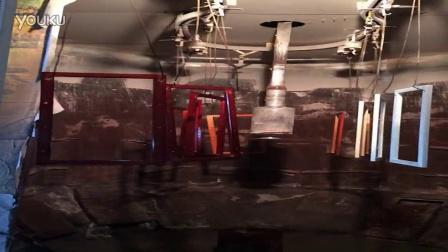 超雨机电实木相框全自动喷漆设备  专业静电涂装机厂家现场喷漆视频案例