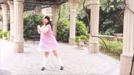 【momo】ストロベリー☆を踊って見た
