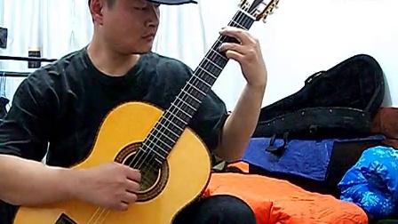 2015.04.16绿袖子 古典吉他