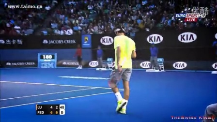 费德勒 Roger Federer - It's My Life