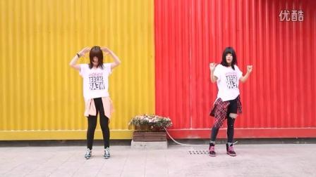 【姚子x松子】RAINBOW GIRL【镜面翻转】