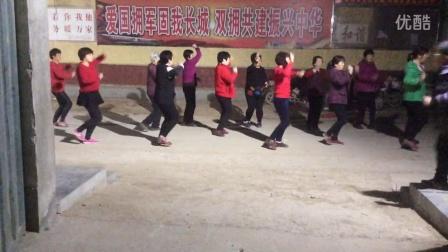 临清金郝庄健身舞队