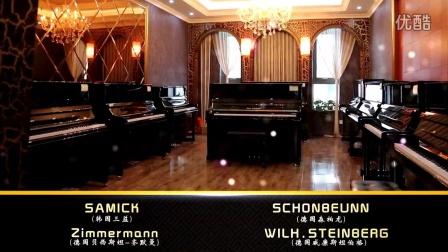 钢琴广告110