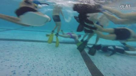 SH Azures UWH Club training 20150419_001